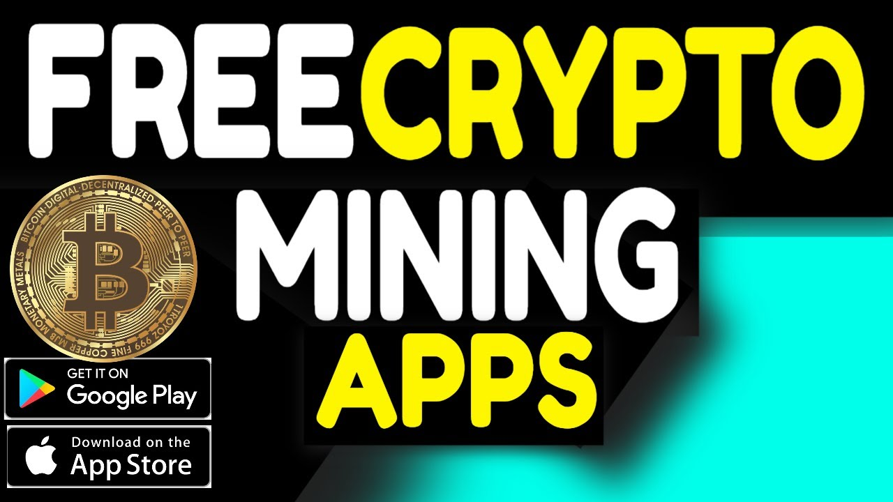 FREE CRYPTO MINING APPS - Cryptocurrency For Beginners BITCOIN & MORE ...