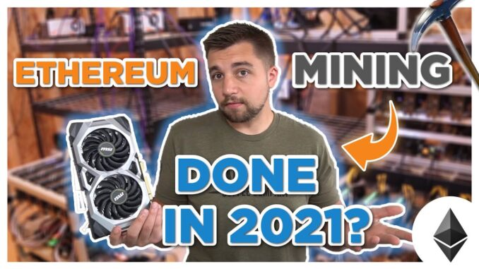 How much longer will Ethereum be mineable? ANSWERED!