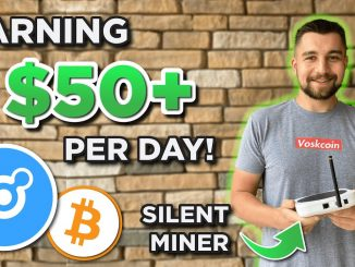 I'm EARNING $50+ A DAY in passive income with a SILENT COMPUTER??