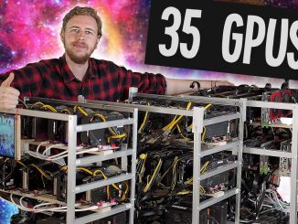 What building a 1GH/s Ethereum Mining Farm Setup is like (1000mhs crypto mining rigs)