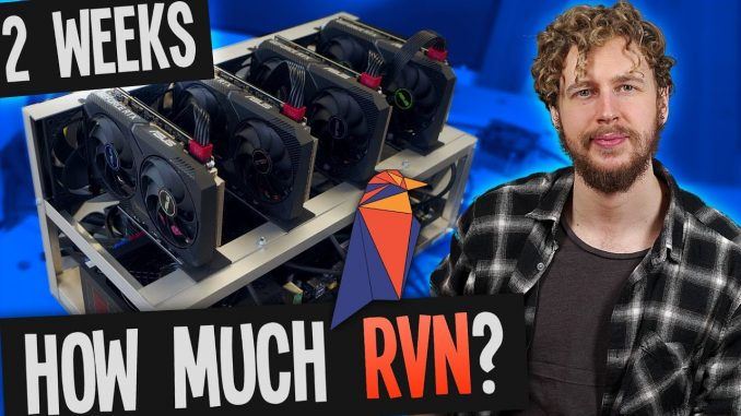 5 Things I Didn't Expect About Mining Ravencoin vs Ethereum (+ 2 Week RVN Update & Profits)