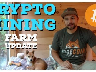 Miners Create The High Value Of Cryptocurrency - Mining Farm Update